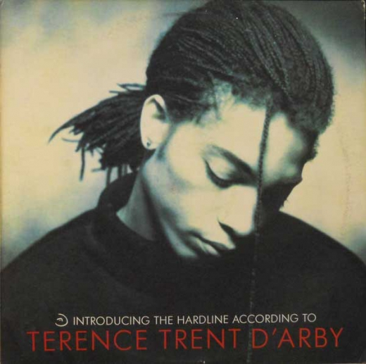 Terence Trent D'Arby ‎–  Introducing The Hardline According To