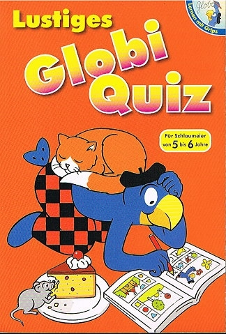 Lustiges Globi Quiz