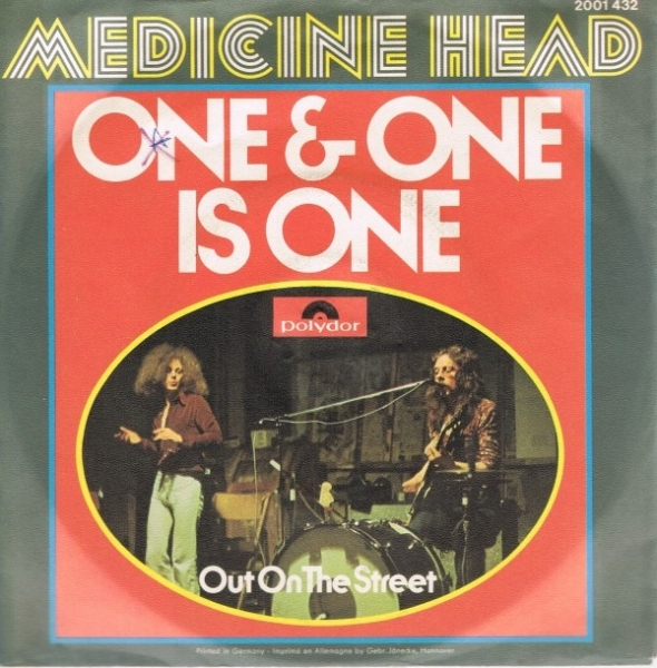 Medicine Head - One & One is One