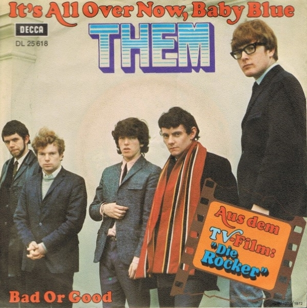 Them - Its All Over Now, Baby Blue