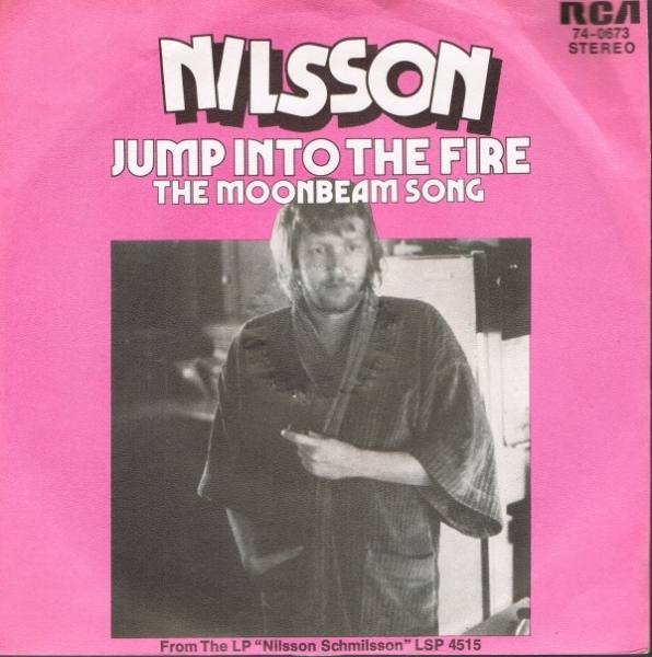 Nilsson - Jump Into The Fire