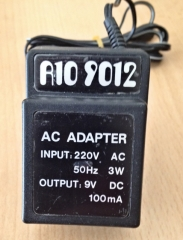 AC- Adapter R10 9012