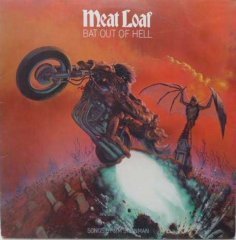 Meat Loaf ‎– Bat Out Of Hell