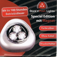 SticknPush Lights