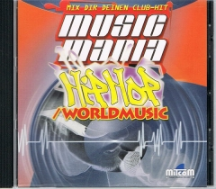 MusicMania - HipHop / WorldMusic