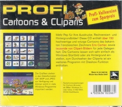 Profi Cartoons & Cliparts